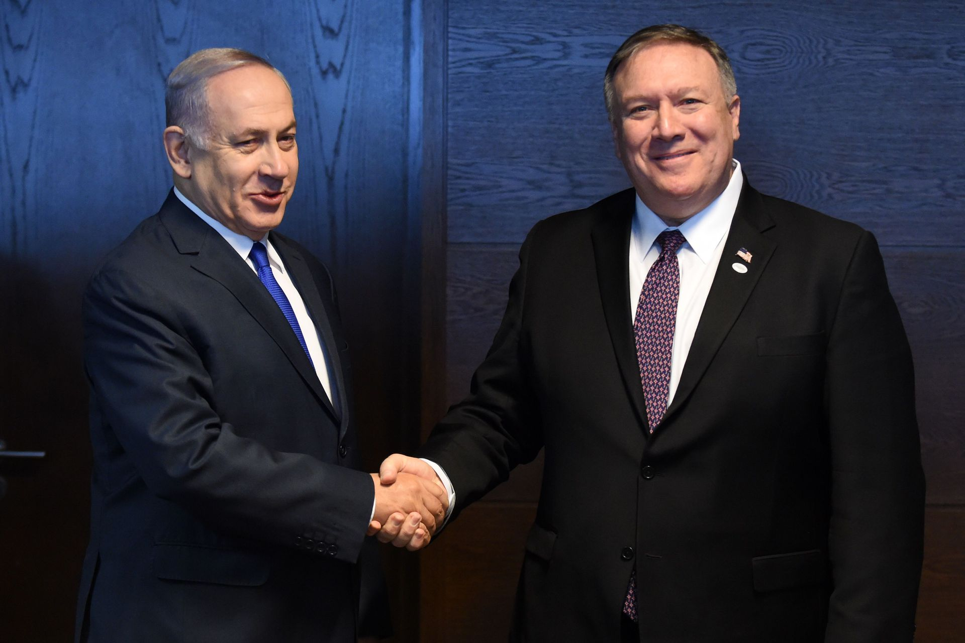 Pompeo announces U.S. will no longer view Israeli settlements as illegal