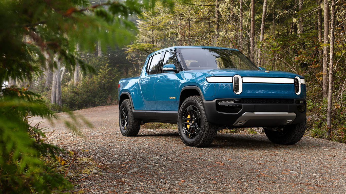 Rivian raises another $2.65 billion as electric truck launch nears