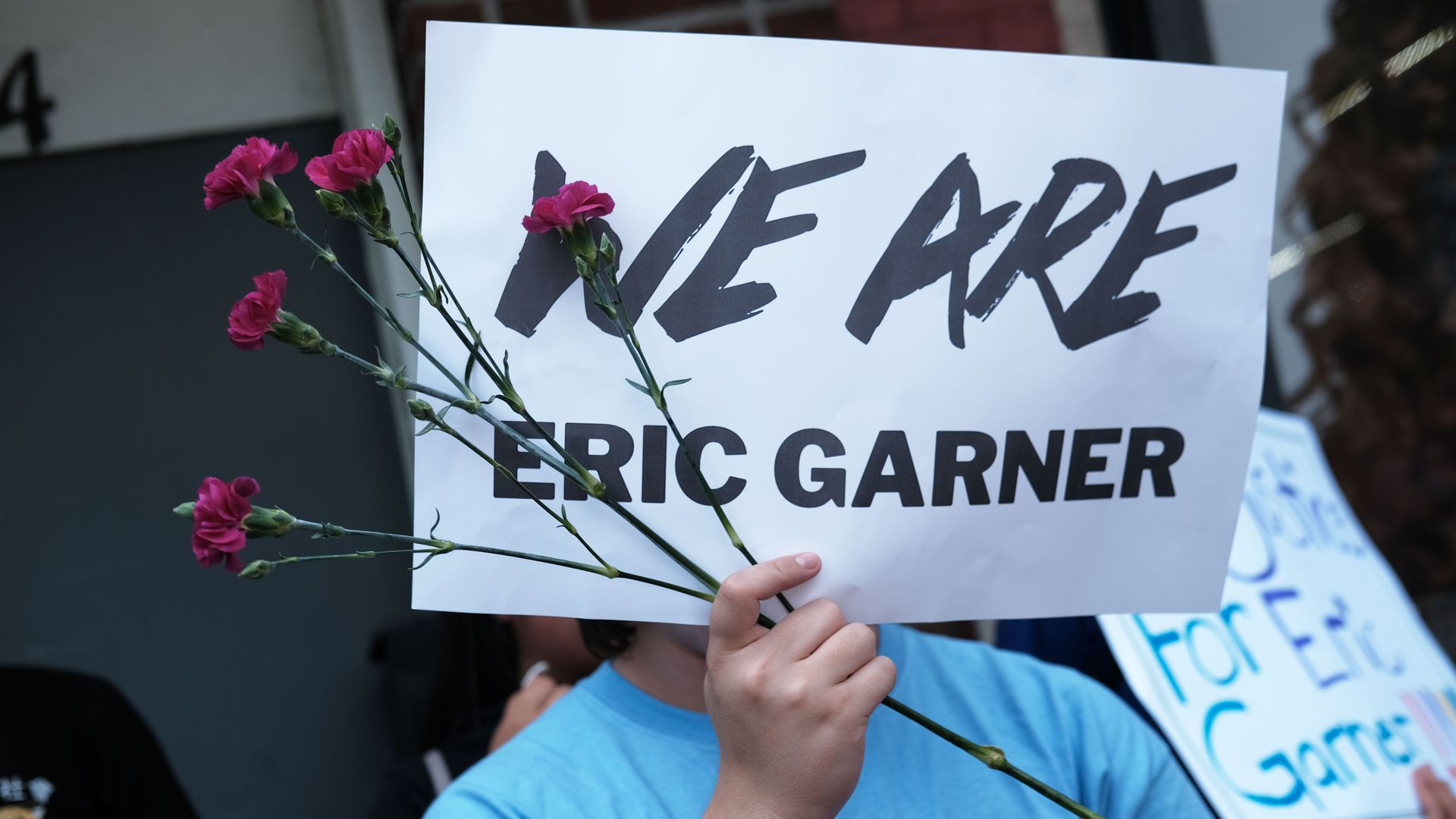 NYPD fires officer involved in 2014 choking death of Eric Garner