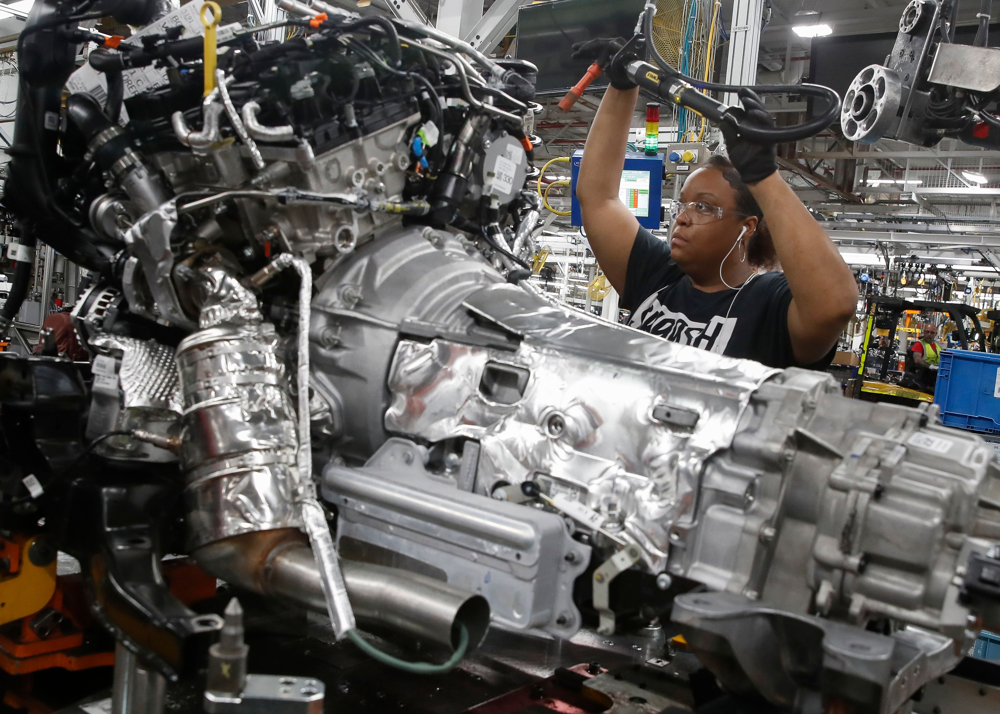 U.S. services and manufacturing sink in February - Axios