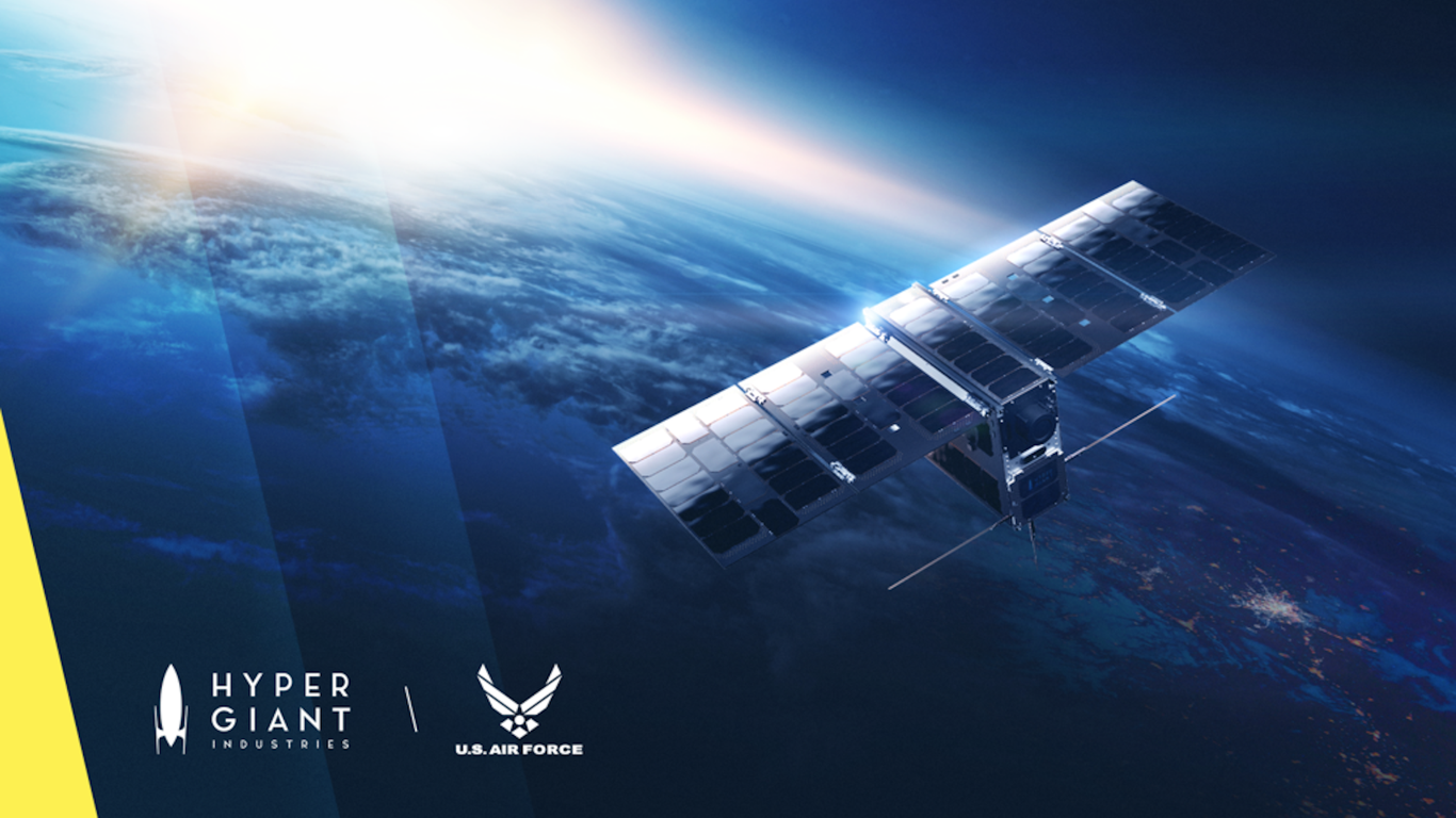 Hypergiant Industries is building a new kind of satellite constellation