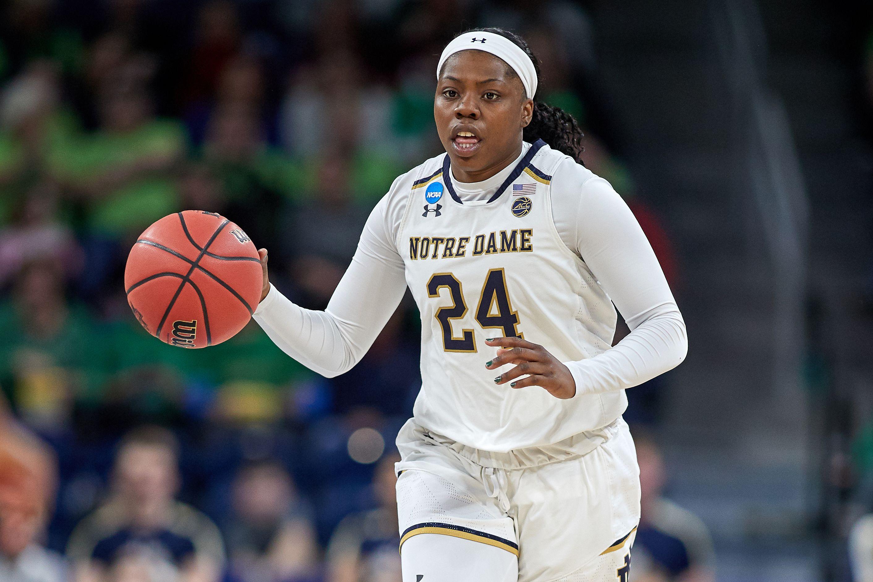 Notre Dame's Arike Ogunbowale