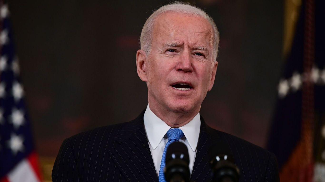 """Neanderthal thinking"": Biden slams states lifting mask mandates"