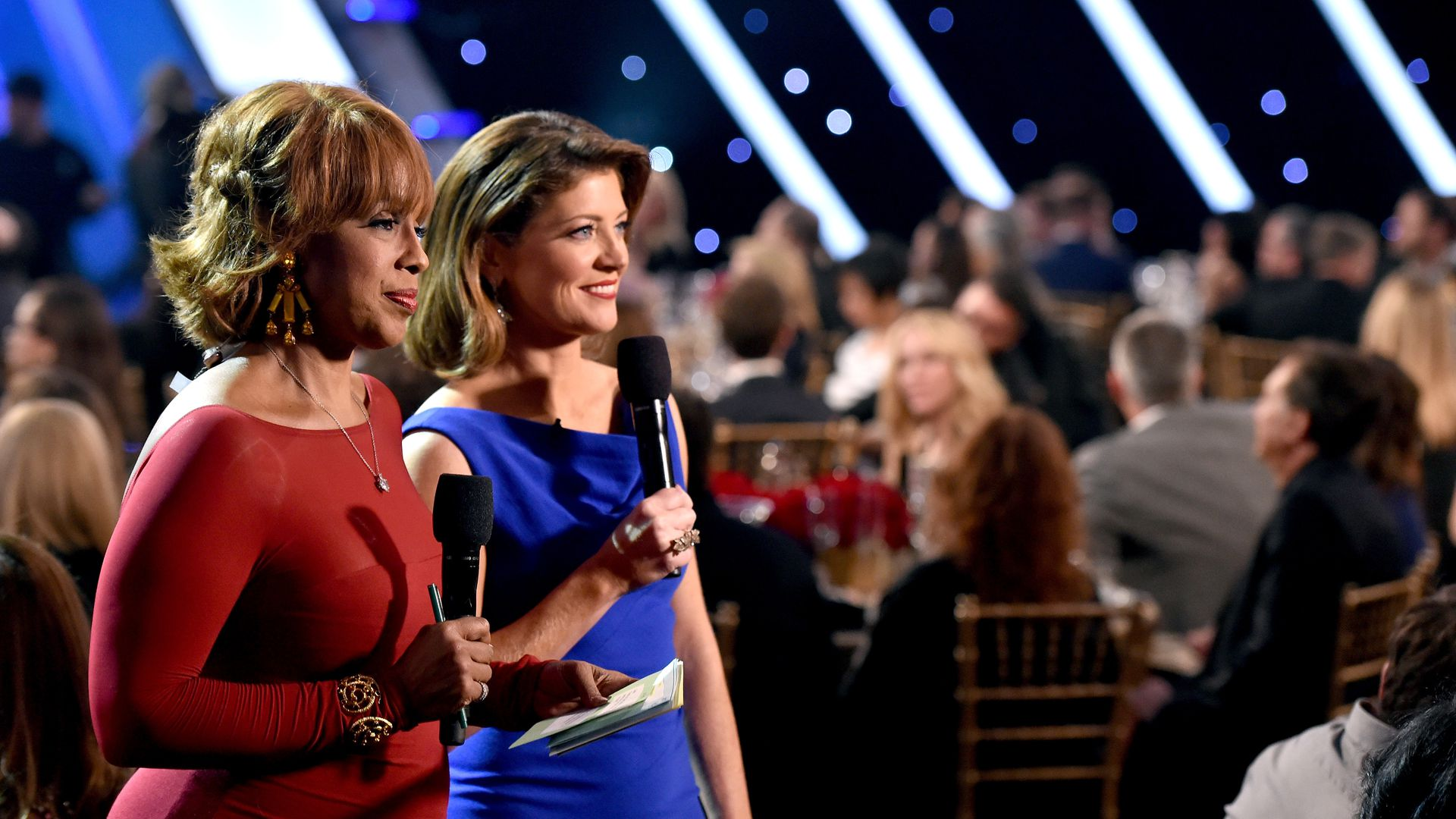 """CBS News names Norah O'Donnell """"Evening News"""" anchor in staff shakeup"""