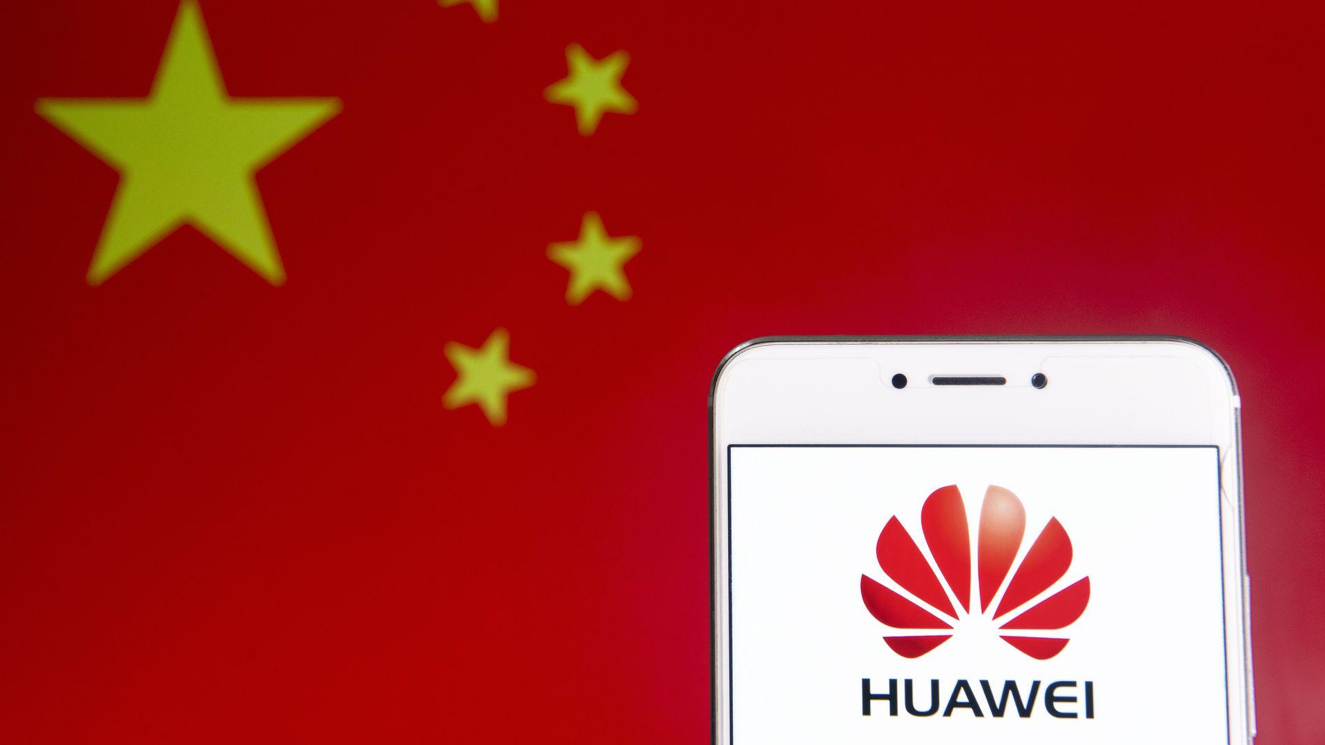 """Huawei llena nueva patente Blockchain en China para un sistema de """"almacenamiento""""."""