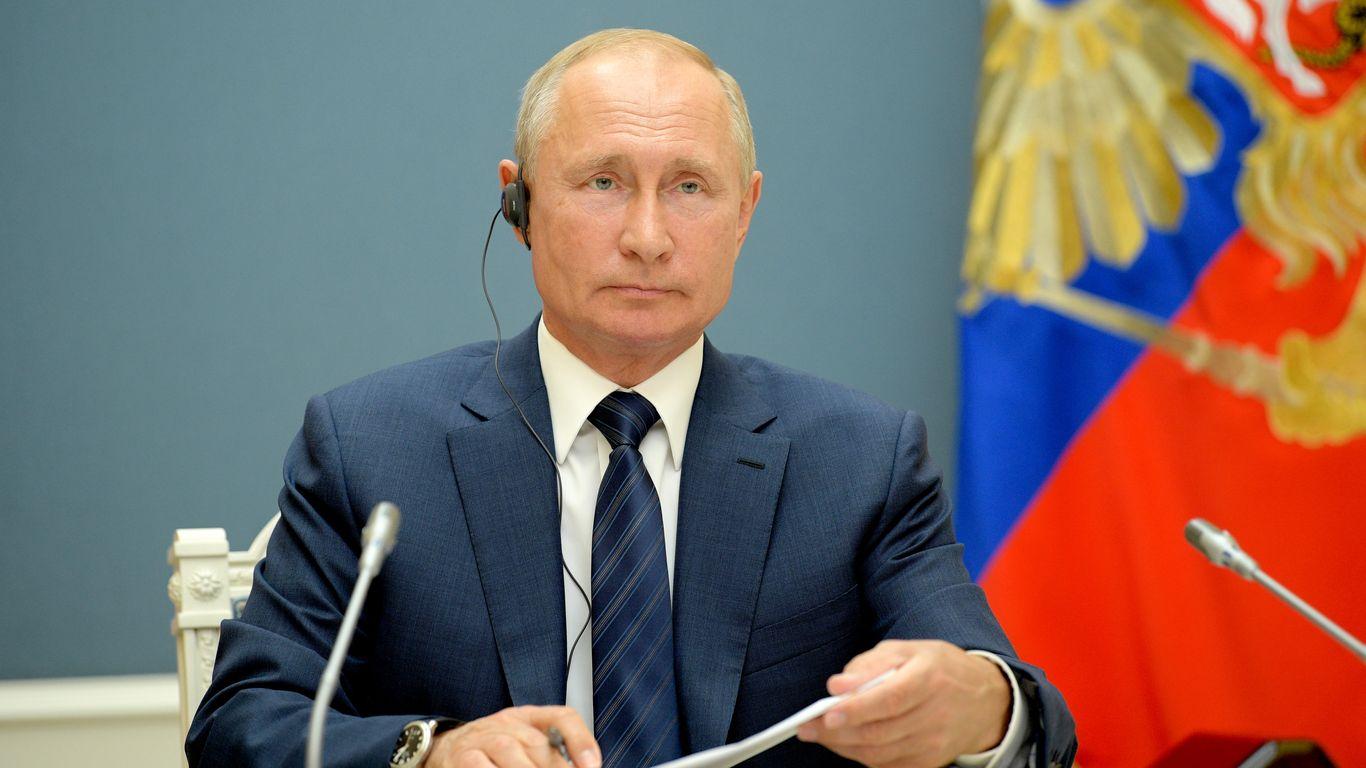 """Russia recalls ambassador to U.S. for """"consultations"""" after Biden calls Putin a """"killer"""" thumbnail"""