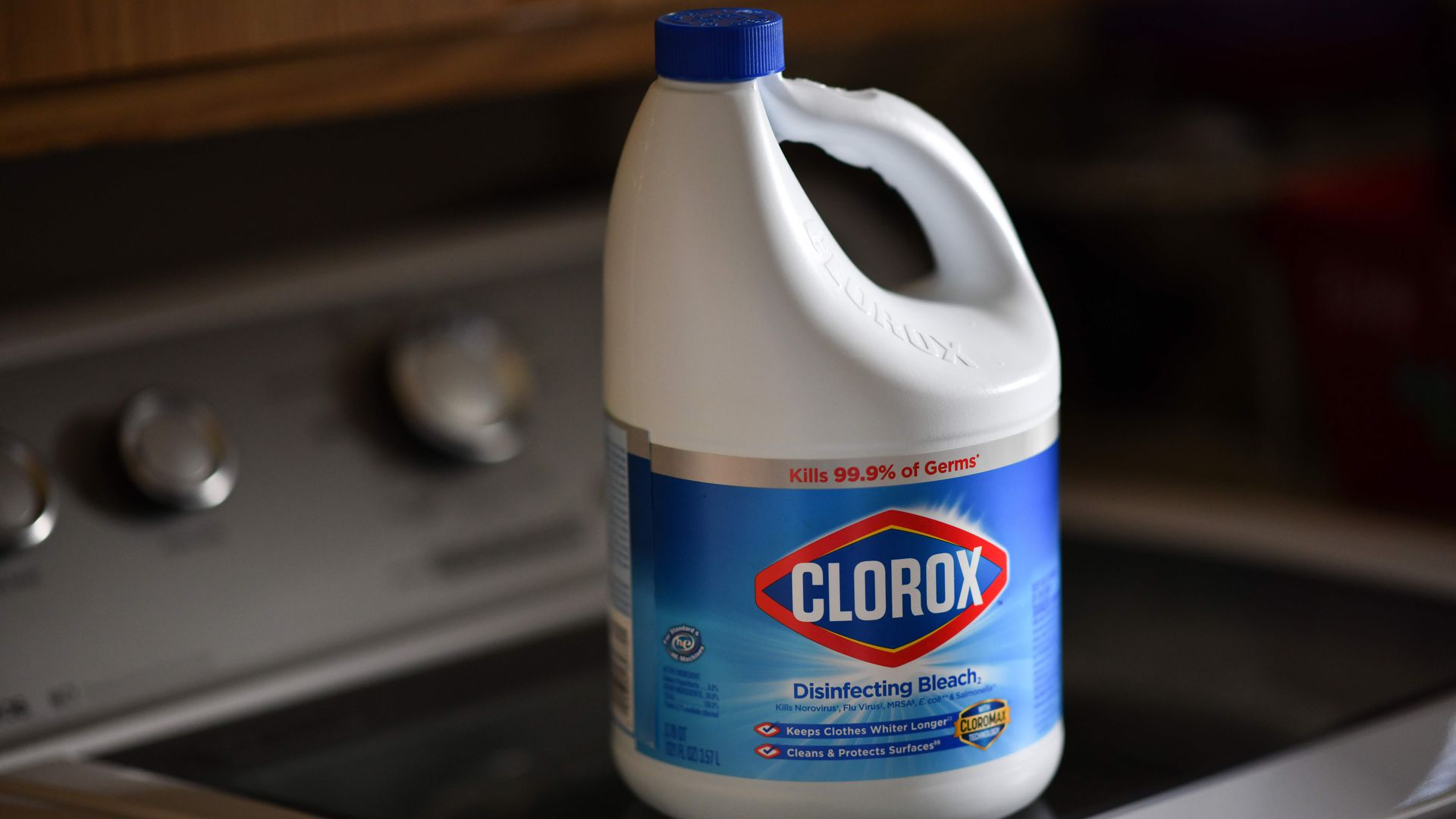 Image of Clorox bleach