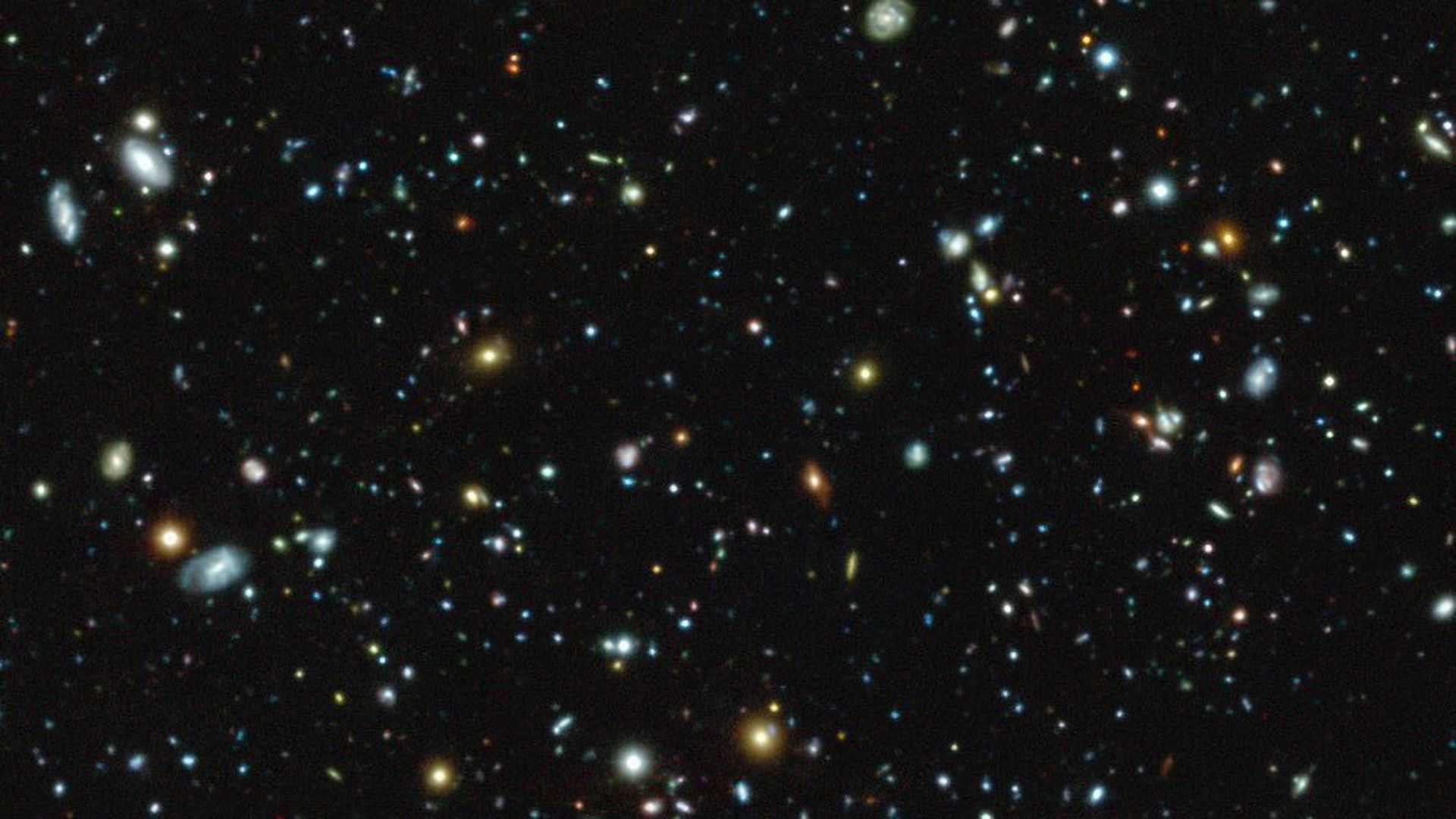 Astronomers find 72 new galaxies deep in the universe