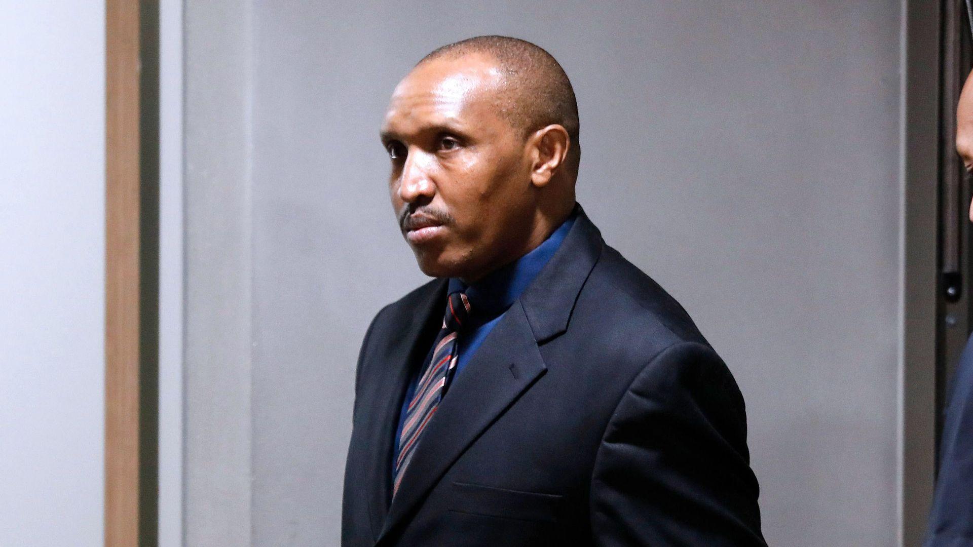 Ntaganda himself.