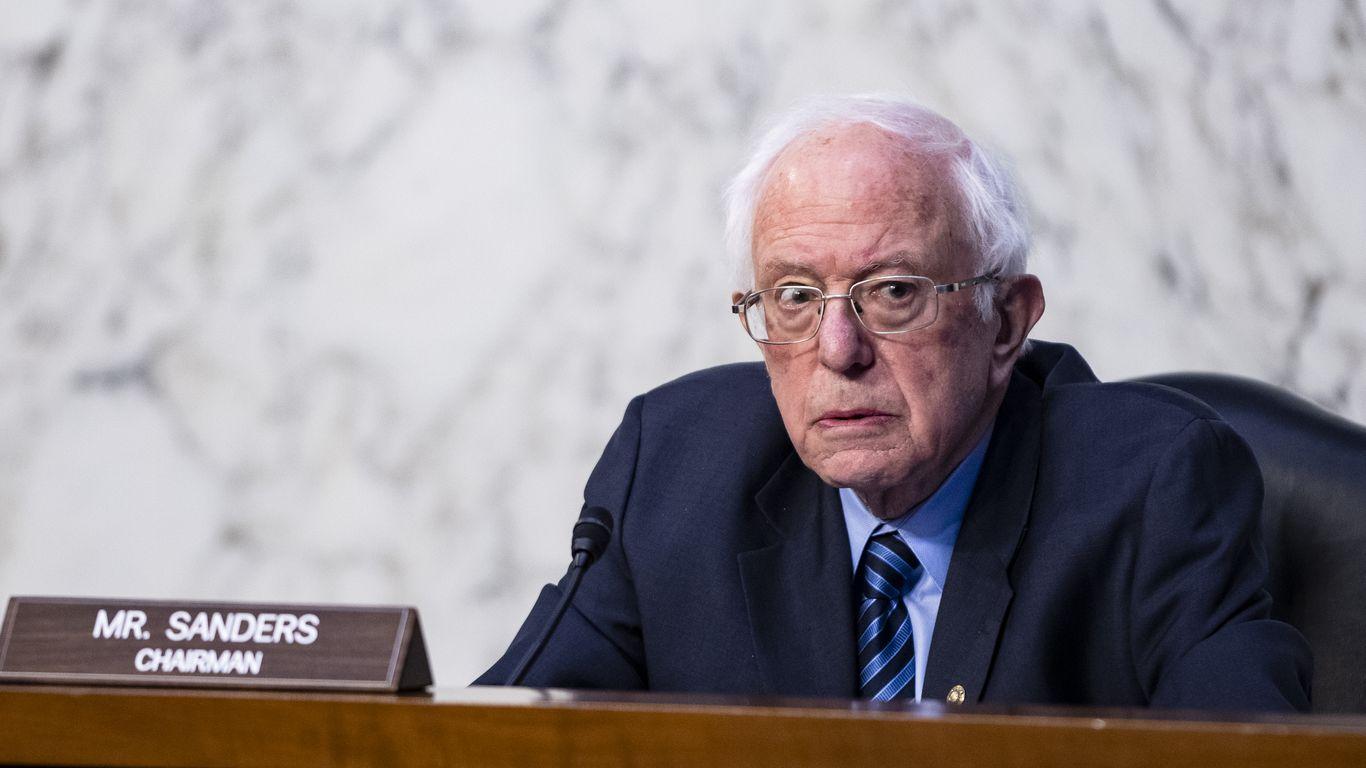 Bernie Sanders raises concerns about Twitter's Trump ban thumbnail