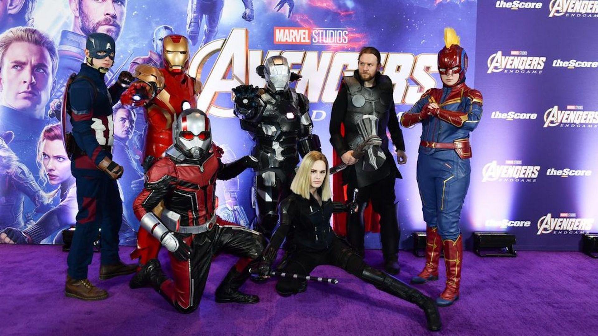 """""""Avengers"""" surpasses """"Avatar"""" as highest-grossing film of all time"""