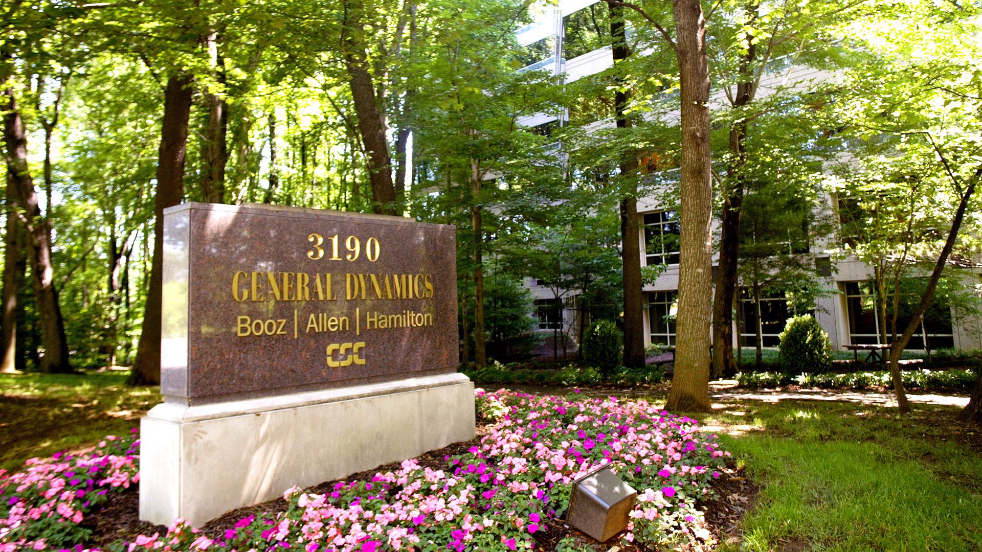 General Dynamics headquarters