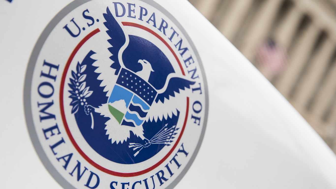 Scoop: DHS to issue China data security warning to U.S. businesses