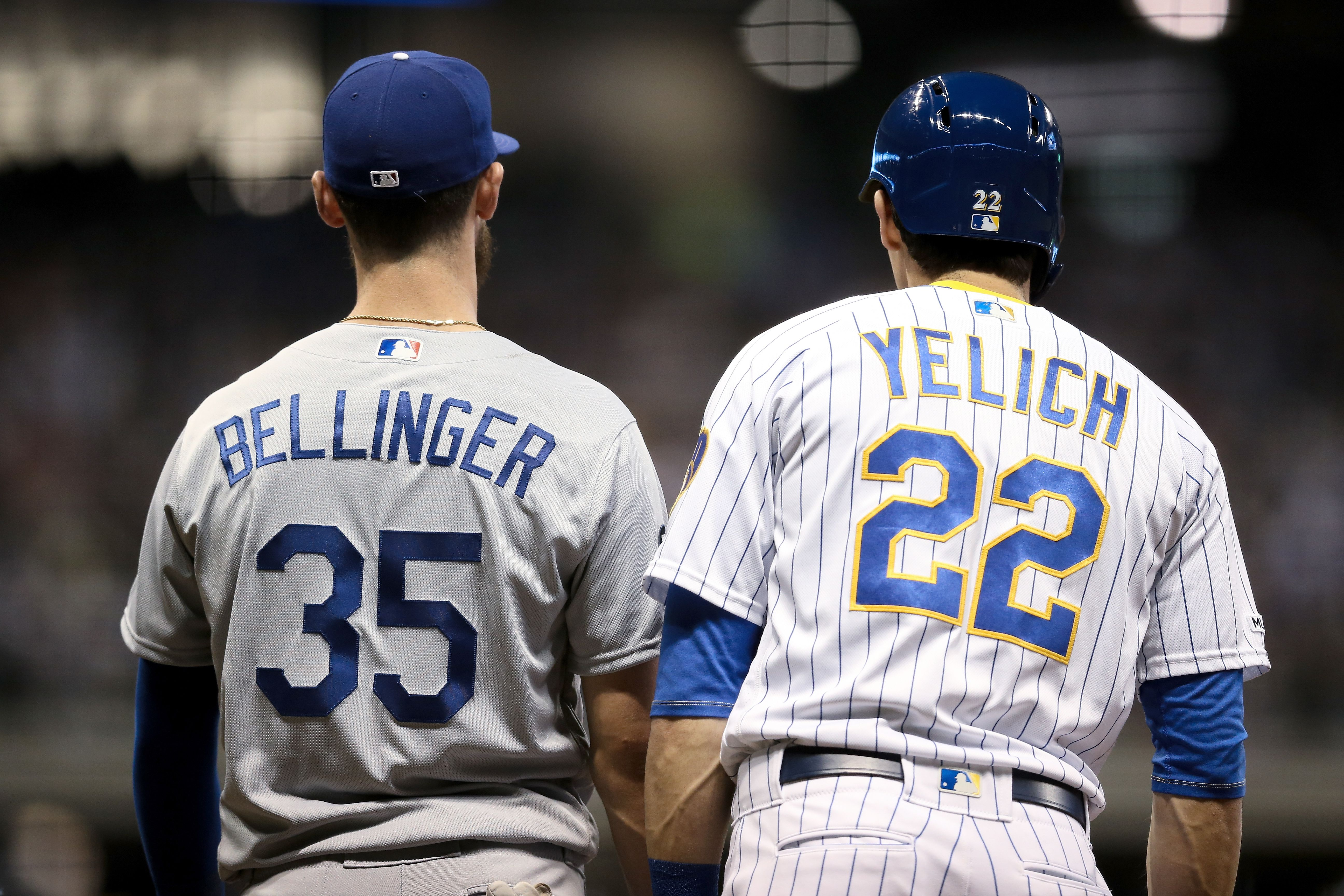 Cody Bellinger and Christian Yelich