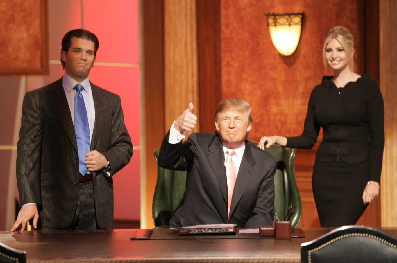 "NYT: Trump made $427 million from NBC's ""The Apprentice"""