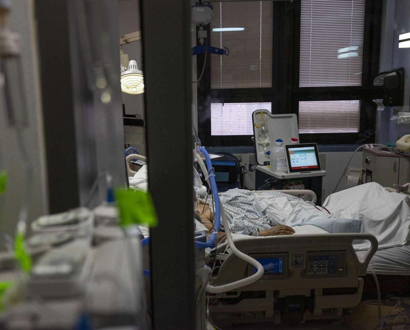 Regeneron stops trial after drug fails to help coronavirus patients thumbnail