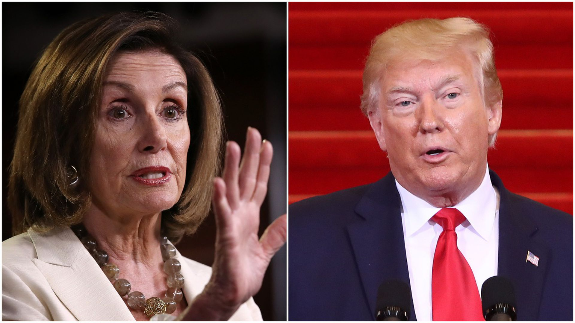 House Democrats condemn Trump's racist tweets