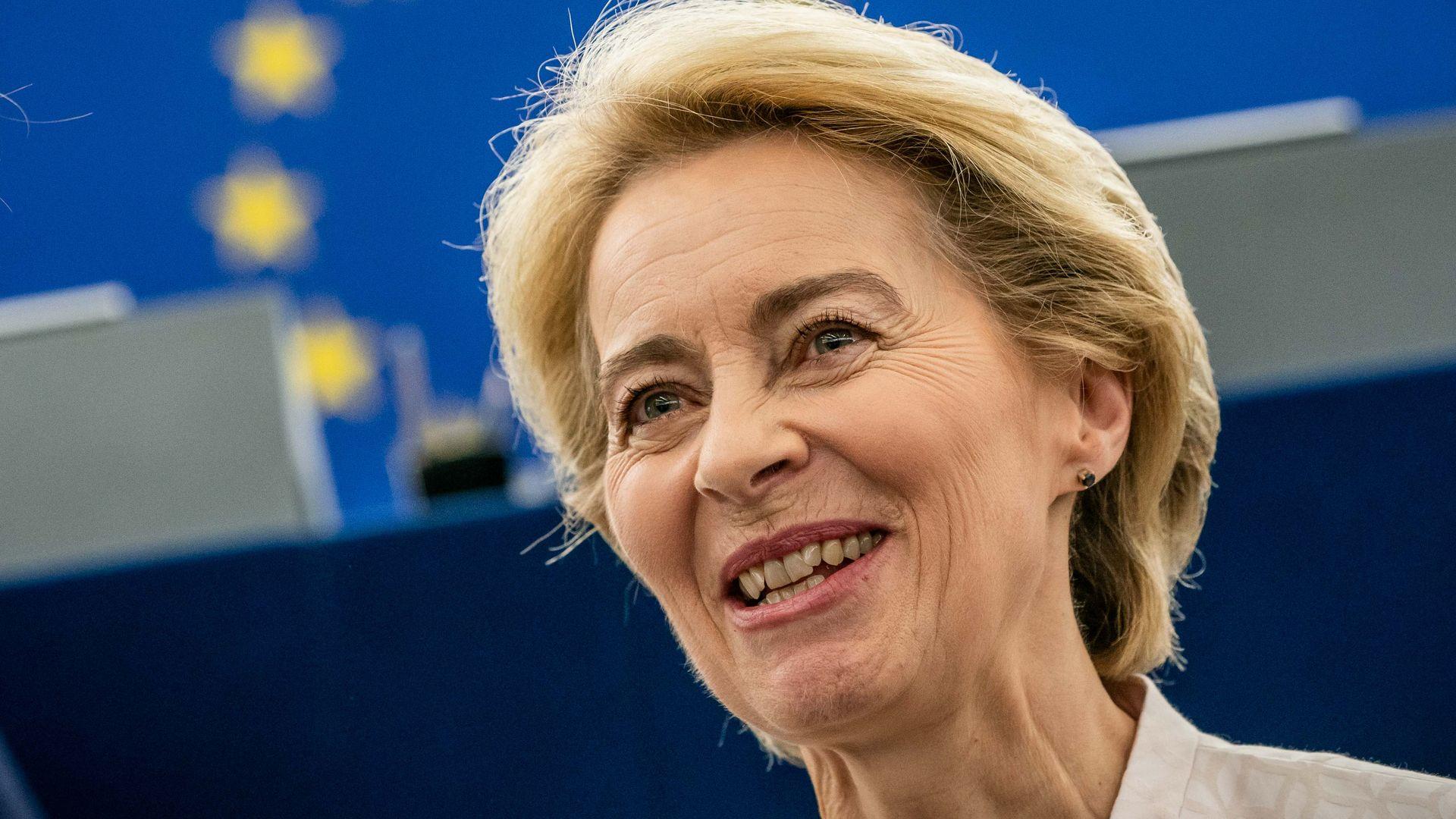 Ursula Von der Leyen narrowly approved to lead European Commission