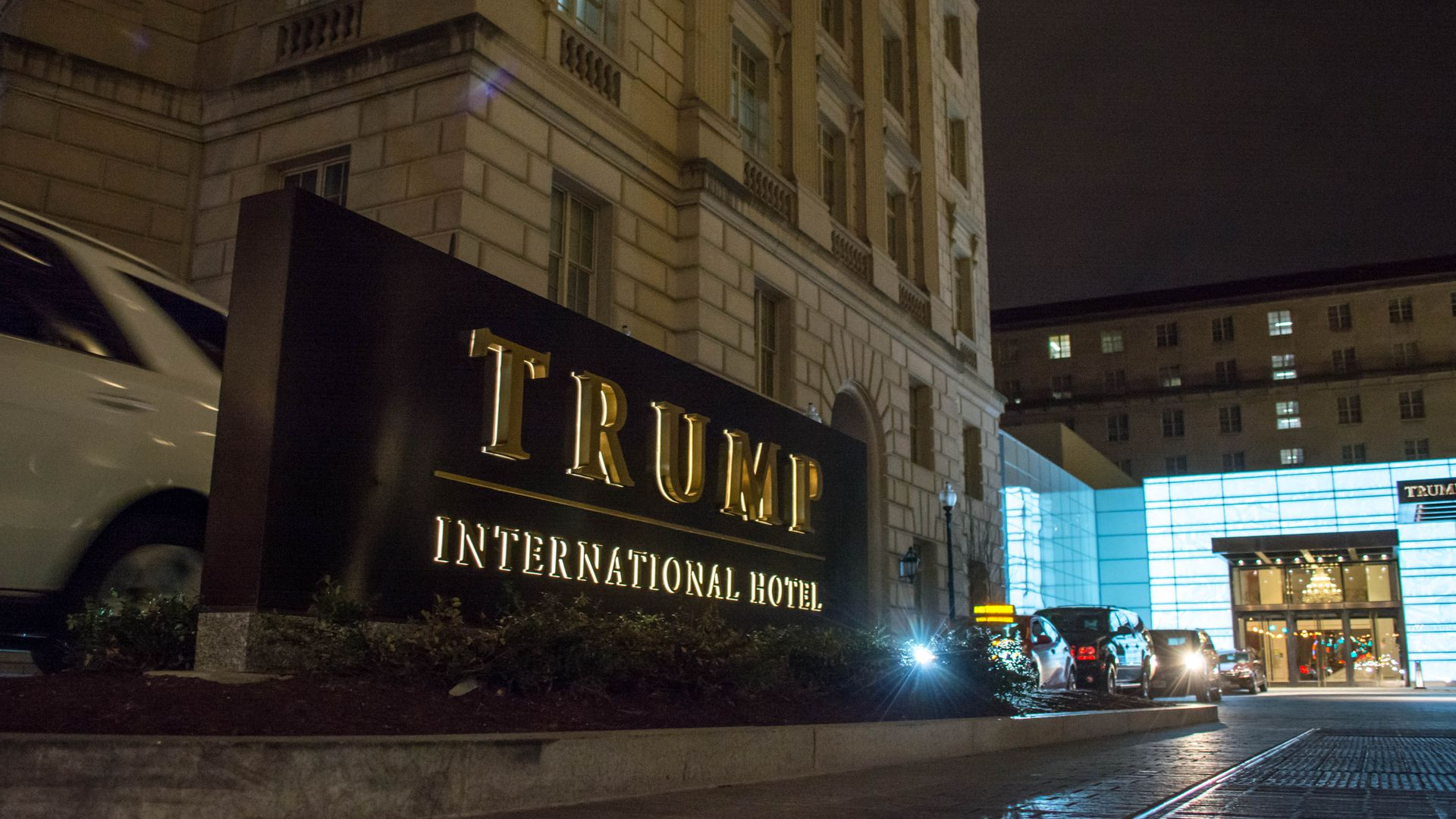 Federal Judge Allows Emoluments Case Against Trump To