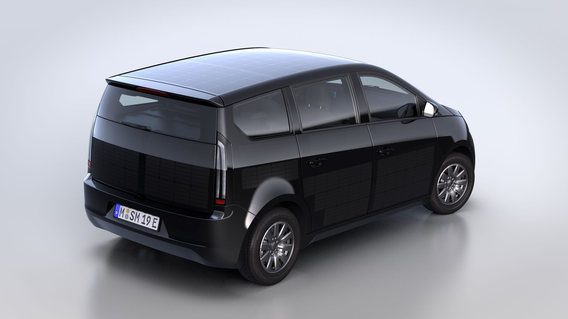 German startup teases solar-powered electric vehicle - Axios