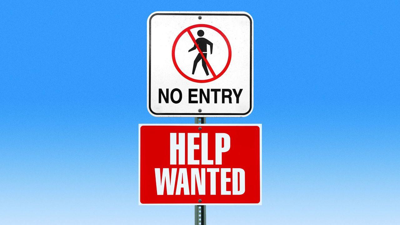 Immigration's role in America's labor shortage