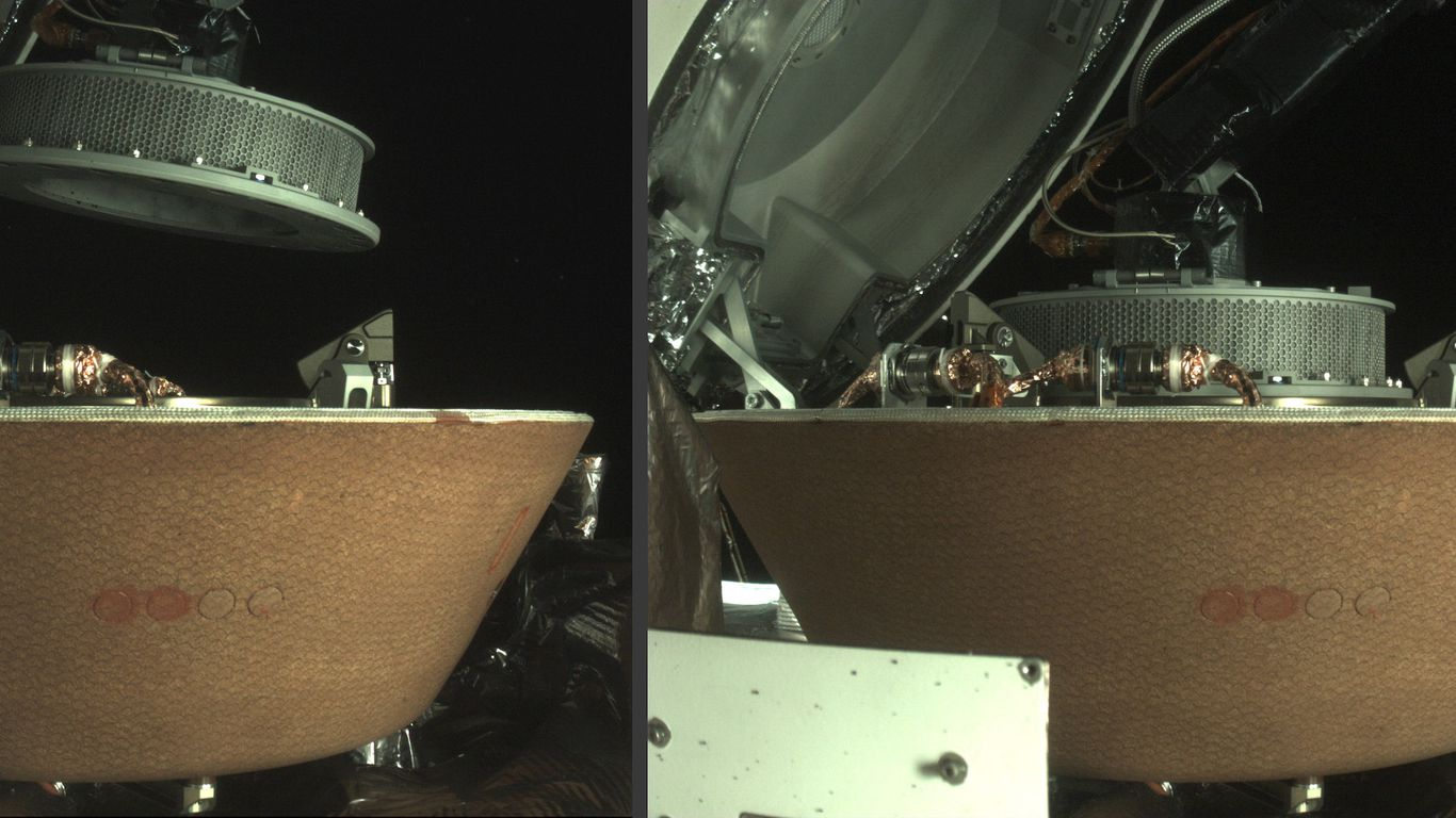 NASA spacecraft stows sample of asteroid to bring back to Earth