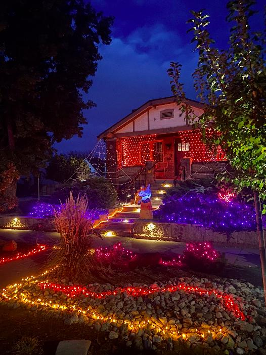 City Park House Denver Halloween 2021