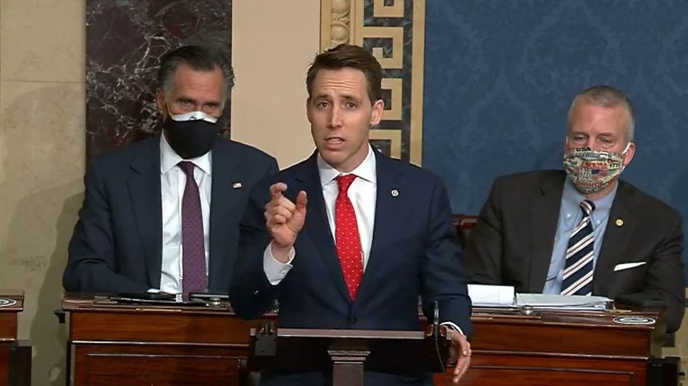 Scoop: Conservative group puts $700k behind Hawley