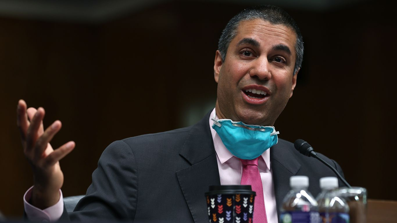 FCC chairman says tech giants need to explain themselves