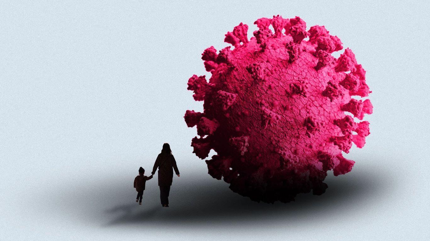 Coronavirus threatens to erode years of women's progress in the workplace thumbnail
