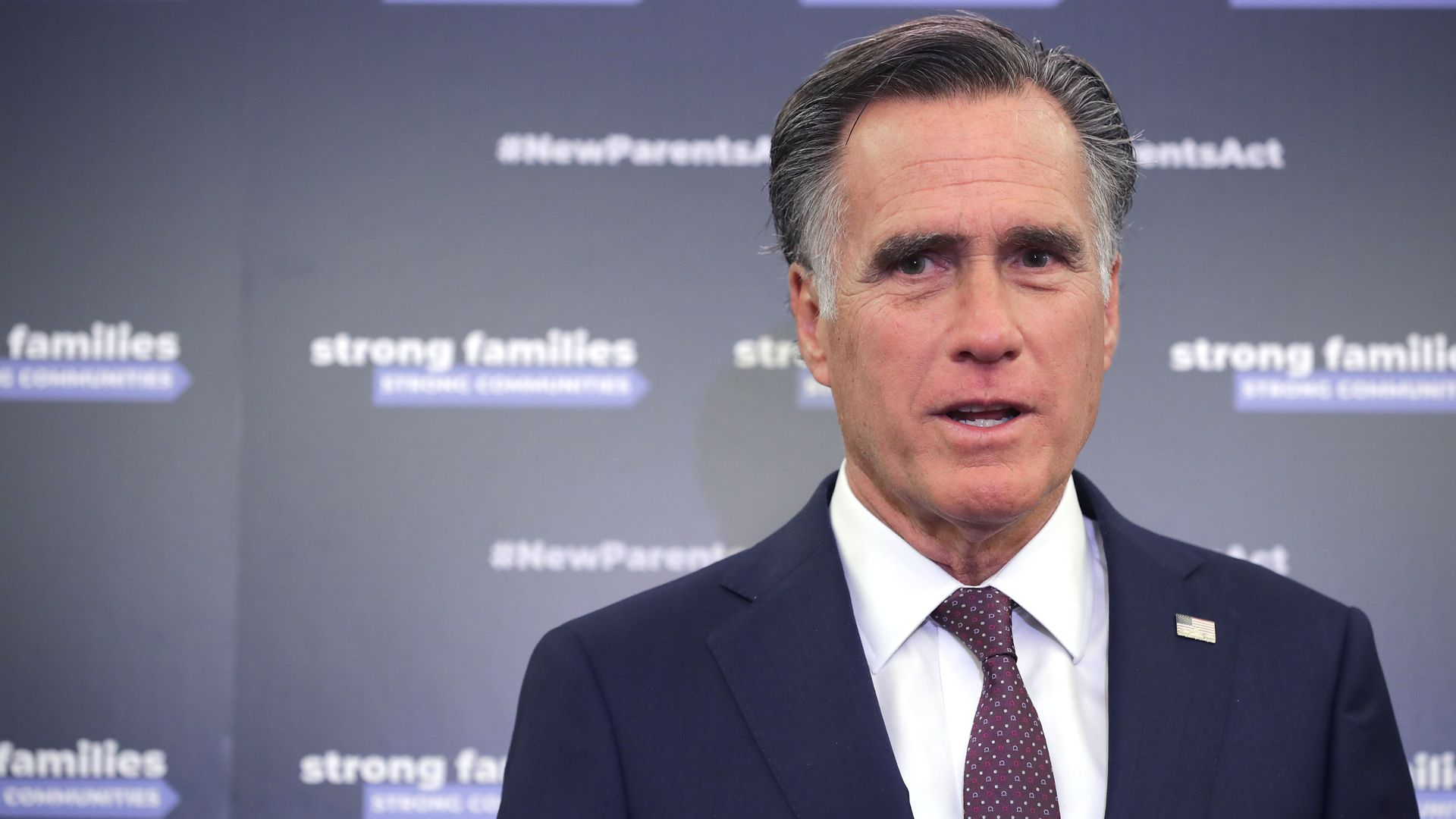 "Mitt Romney ""sickened"" by Mueller report revelations"