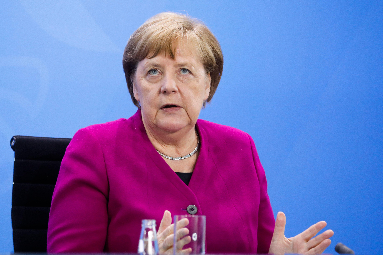 Merkel declines invitation to G7 summit in the U.S., citing coronavirus