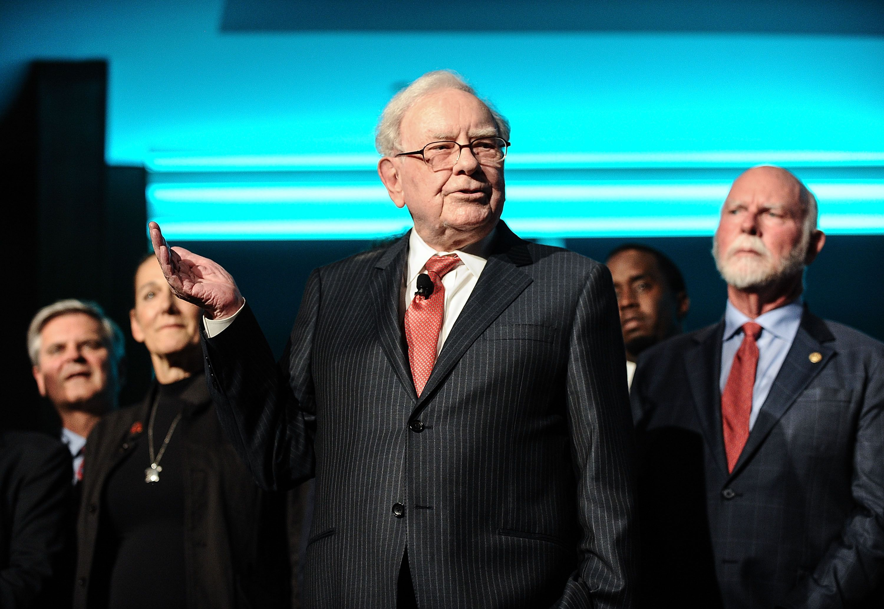 Warren Buffett releases annual letter, reassures investors about future of Berkshire Hathaway - Axios