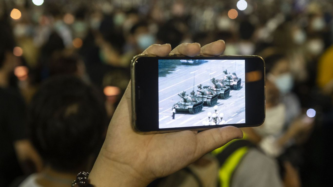 U.S. charges China-based Zoom employee for disrupting Tiananmen commemoration event thumbnail