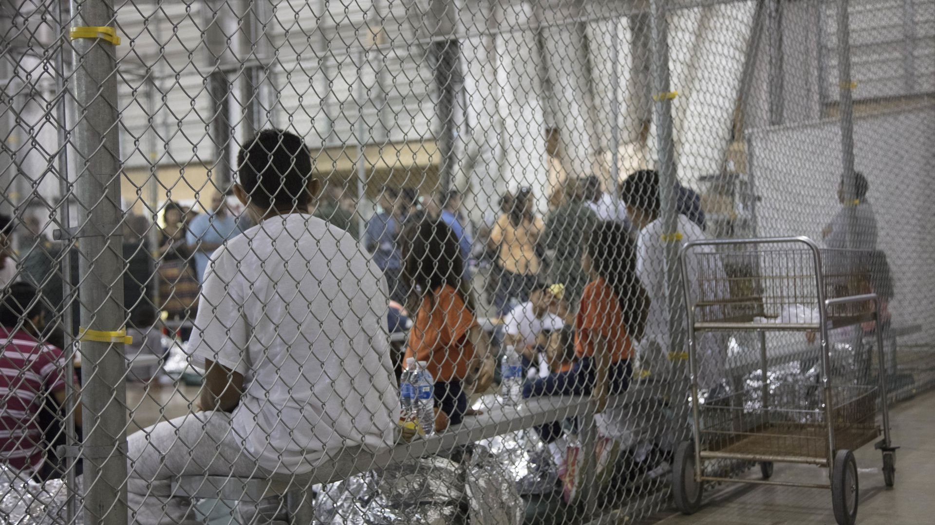 Trump Resists A Rising Tide On Family Separation