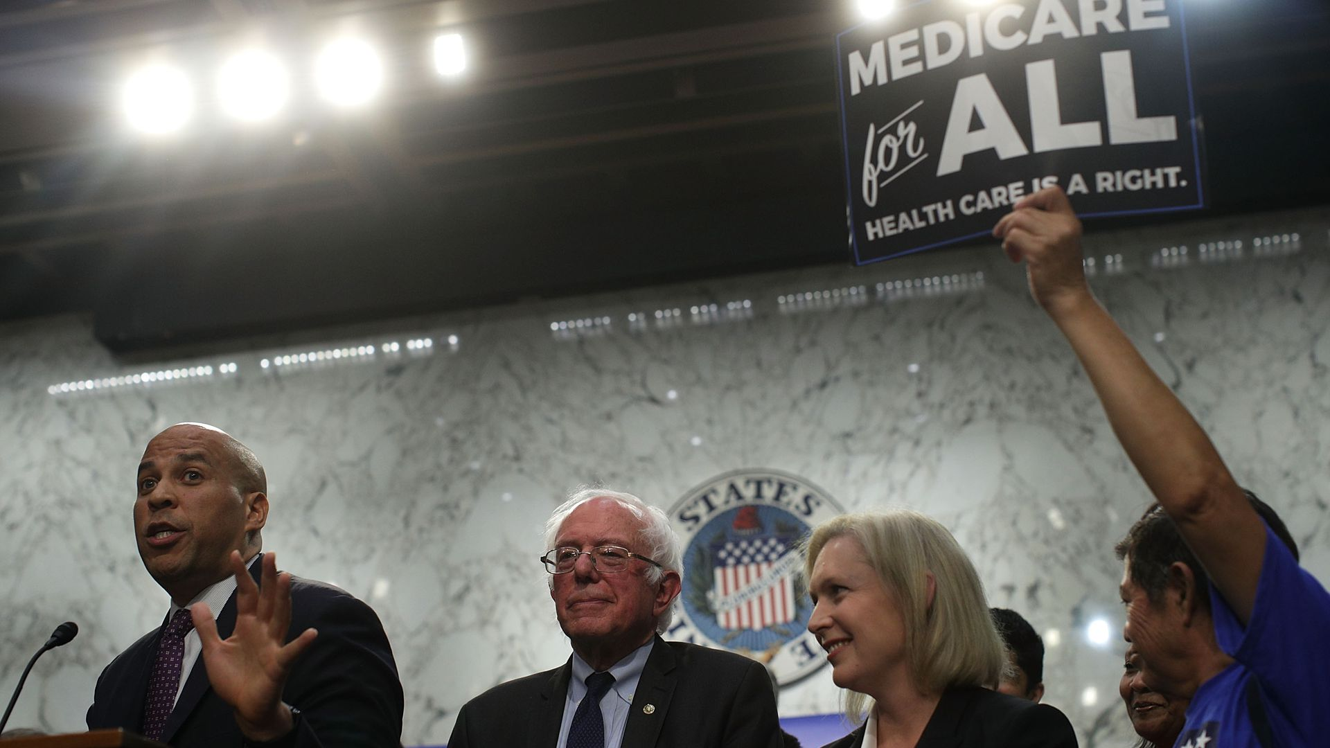 Payday 2 Best Huds 2020 Dems' 2020 road tests could redefine the left   Axios