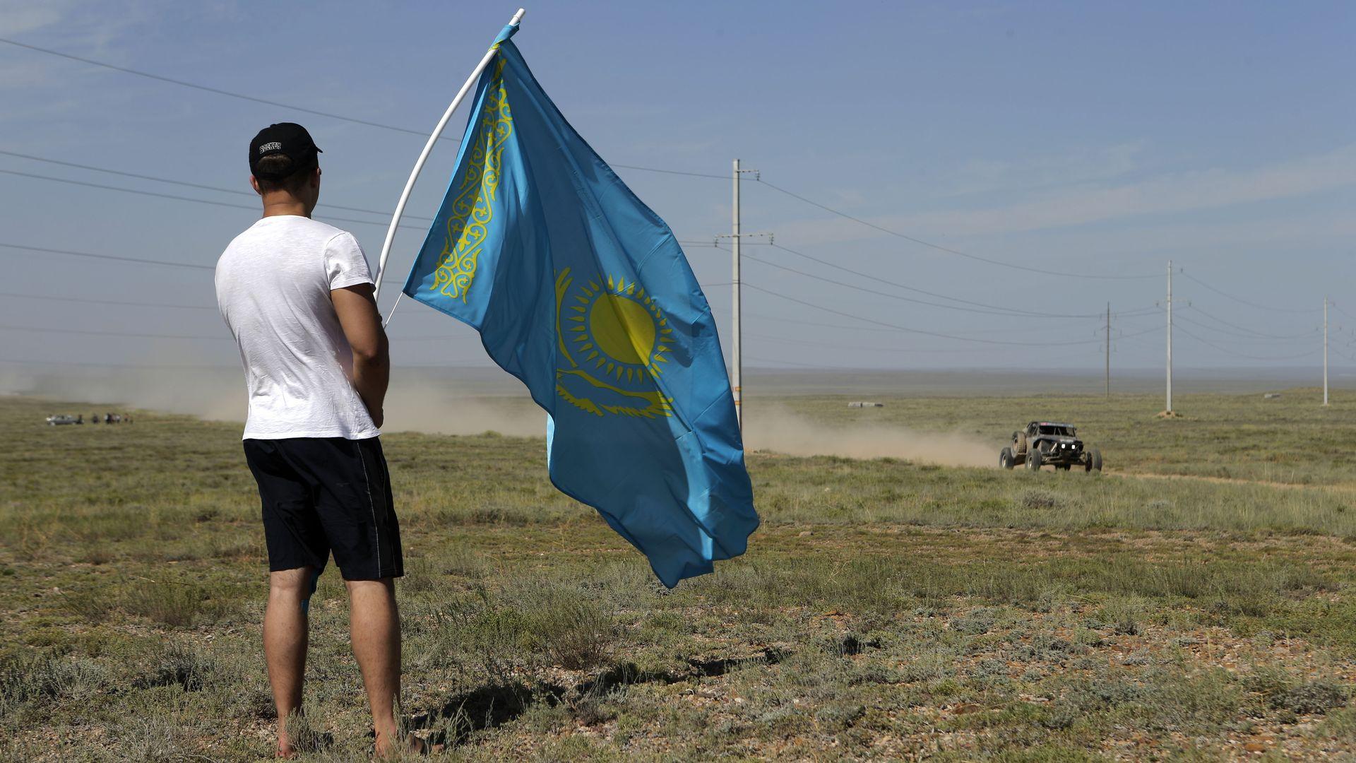 Web browsers unite against reported Kazakhstani surveillance