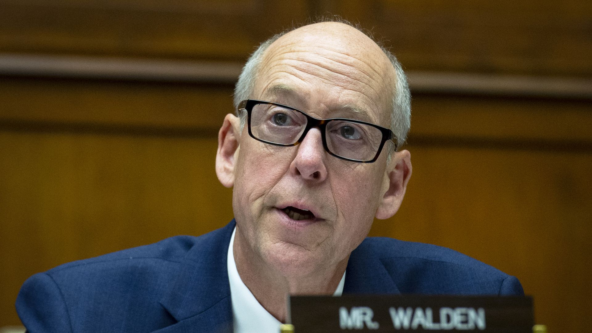 Rep. Walden.