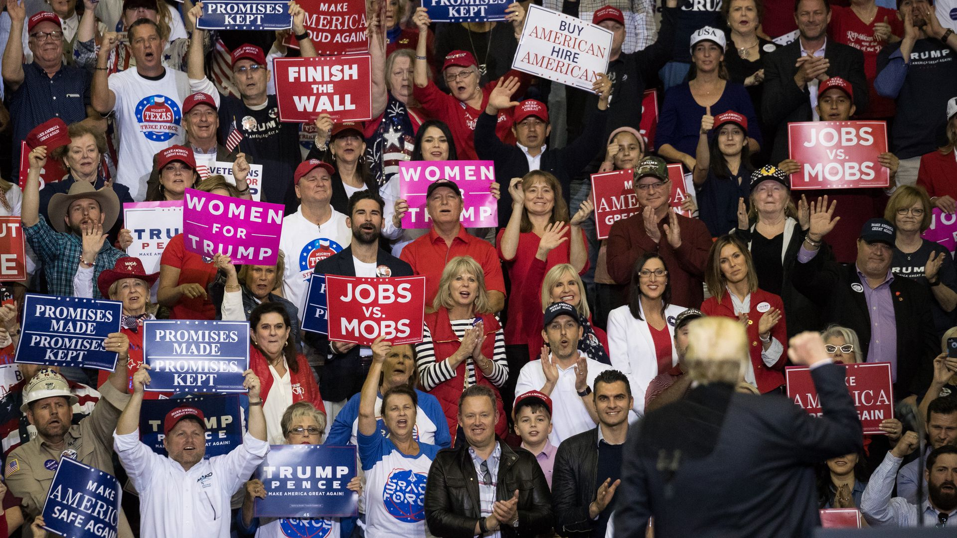 Donald Trump is launching a midterm election rally blitz ...