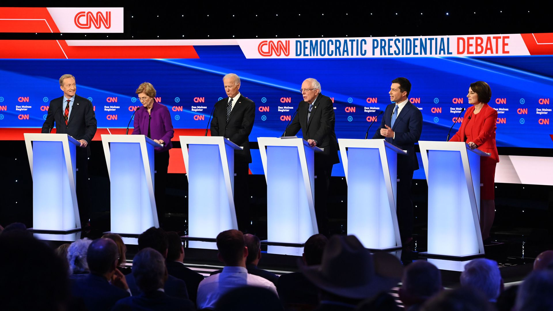 Low-tier 2020 Democrats could qualify for next debate