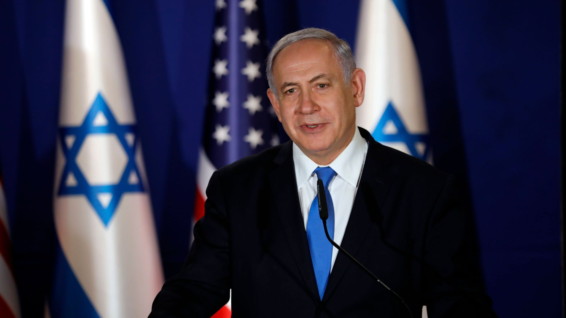 Netanyahu's re-election campaign is coming to D.C.