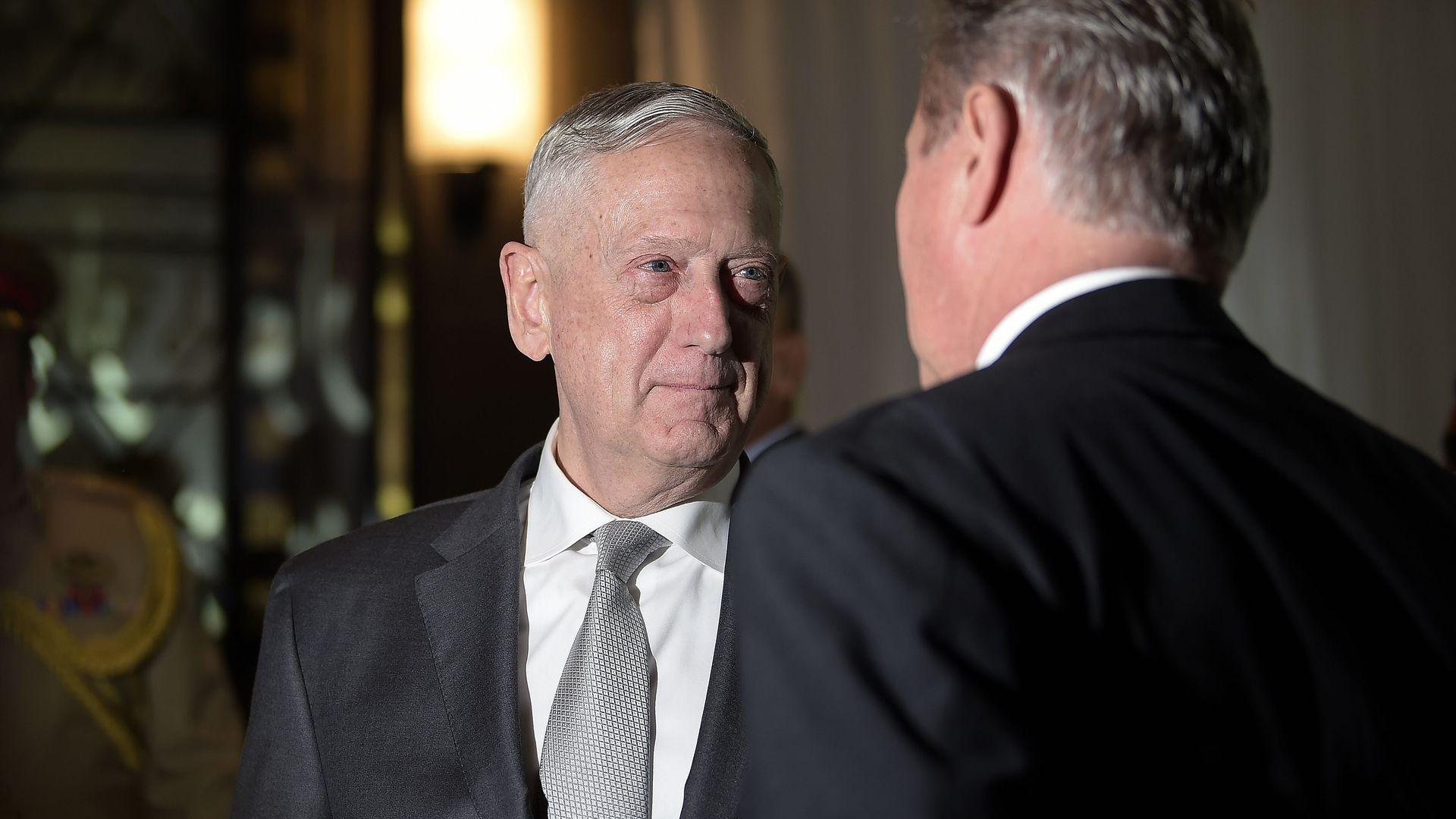 Mattis says Khashoggi's death has undermined Middle East