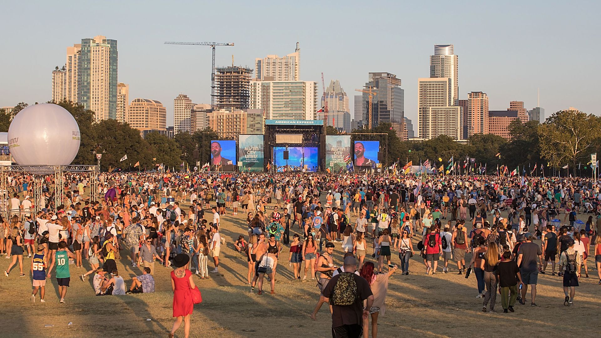 Austin City Limits music festival
