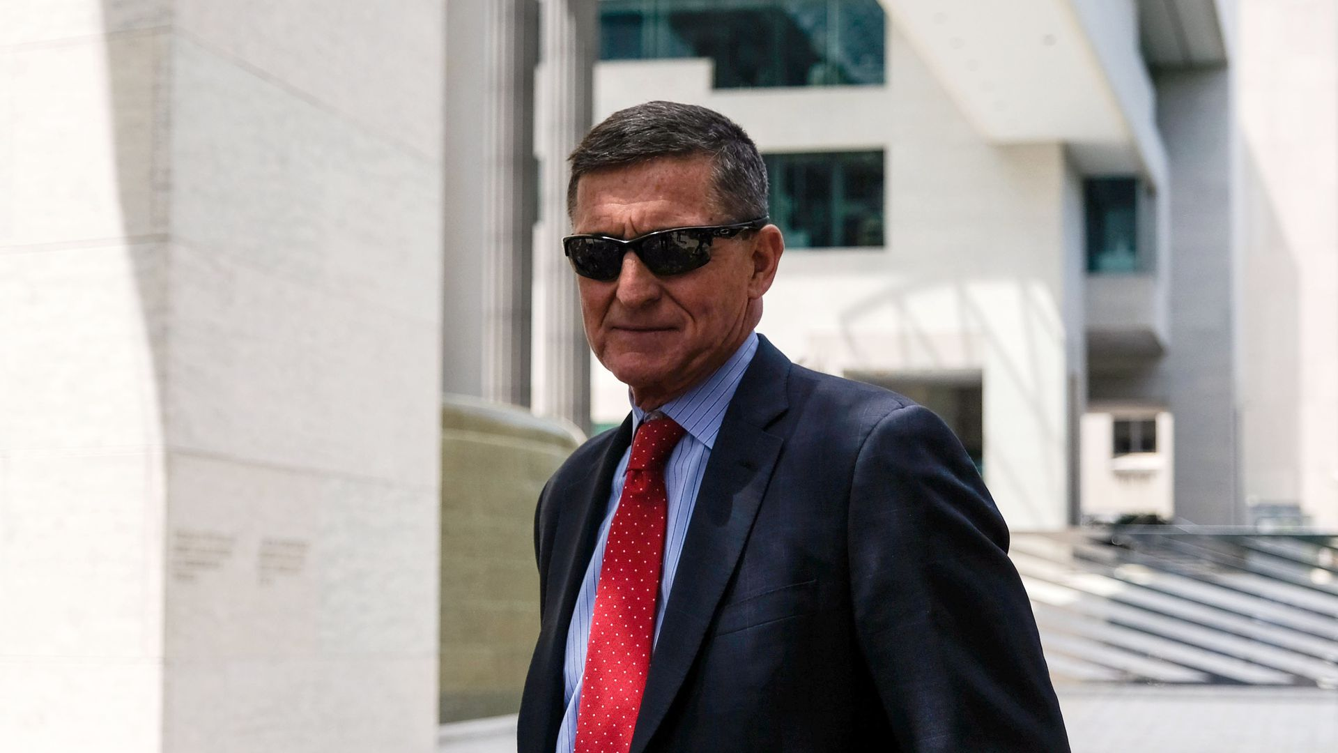 Ex-Trump adviser Michael Flynn deserves to be jailed, prosecutors say