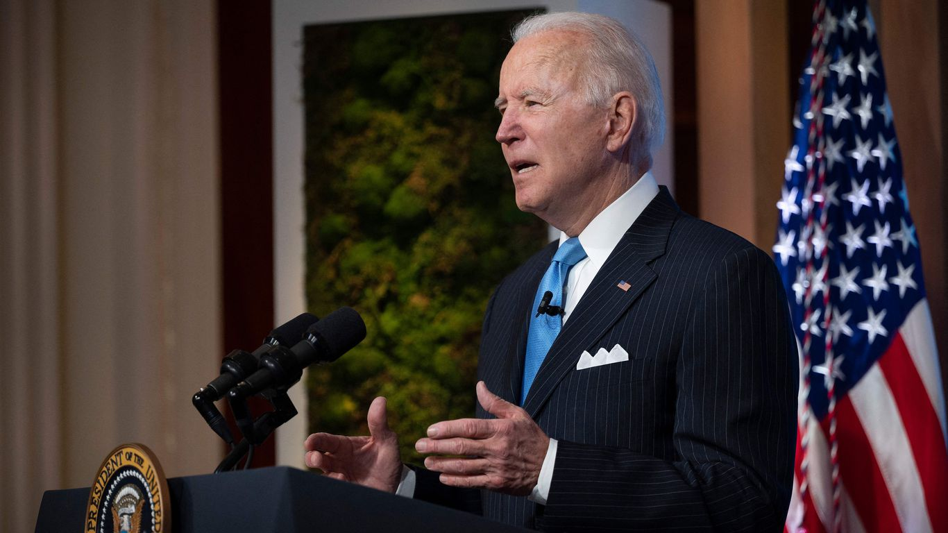 Polls: Just over half of Americans approve of Biden at 100-day mark thumbnail