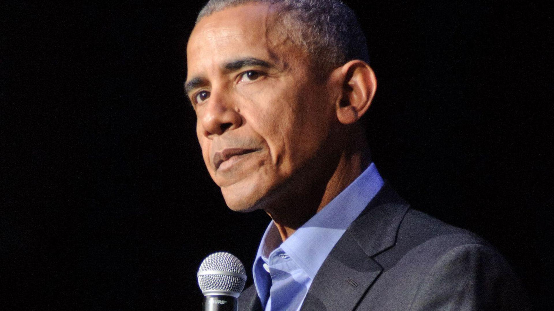 "Obama worries progressives' rigidity may create a ""circular firing squad"""