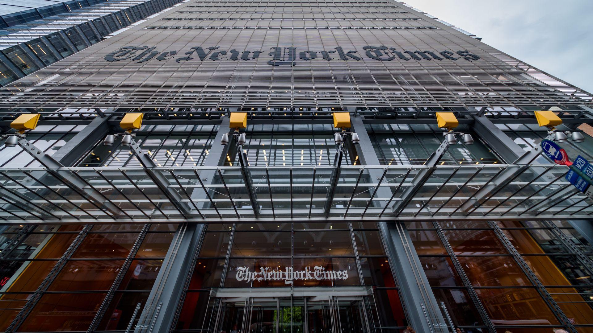 New York Times endorses Elizabeth Warren and Amy Klobuchar for president