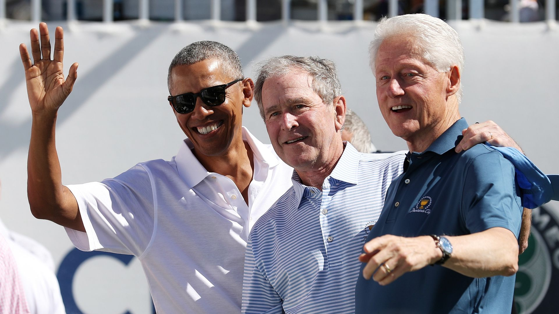 Obama, Bush, Clinton may take COVID-19 vaccine on TV to prove safety - Axios