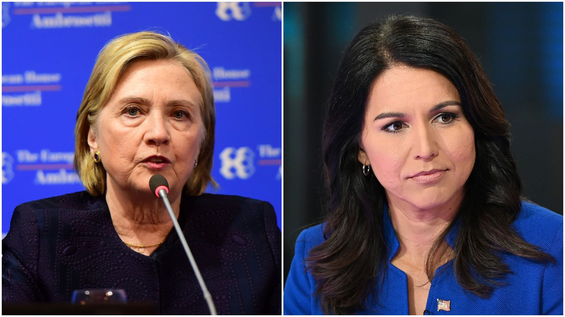 Tulsi Gabbard alleges Hillary Clinton is seeking revenge for 2016 Sanders endorsement