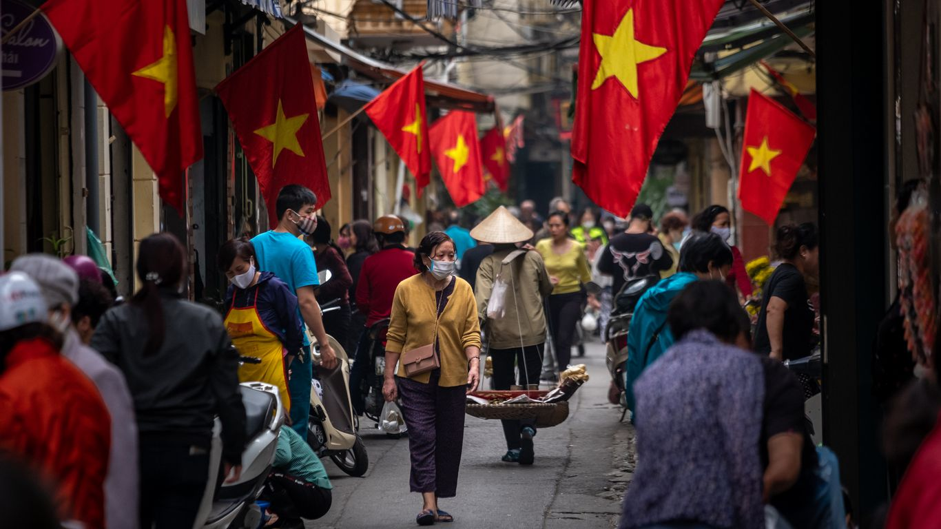 Vietnam could be a rare winner from the coronavirus pandemic